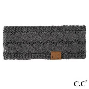 COMING SOON💕 cable knit head wrap.